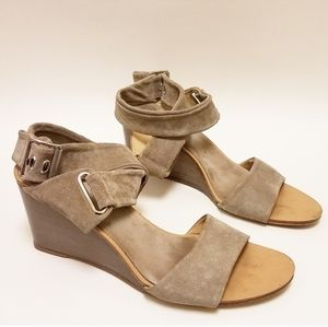 Rag And Bone Wedge Heels in size 10